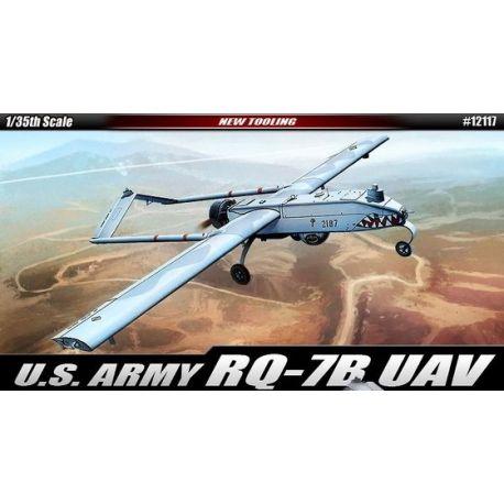 Drone U.S. Army RQ-7B UAV