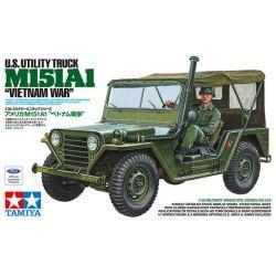 EE.UU. Vehiculo Utilitario M151A1 - Guerra de Vietnam