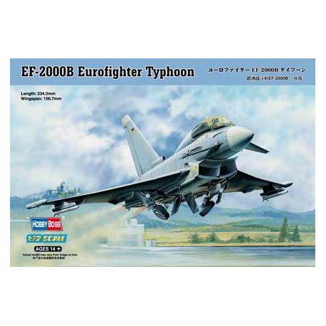 EF-2000B Eurofighter Typhoon.