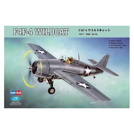 F4F-4 Wildcat Fighter