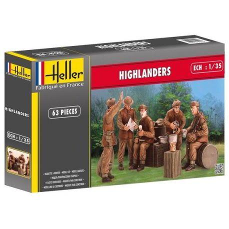 Figuras Highlanders