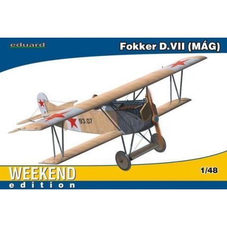Fokker D. VII MAG