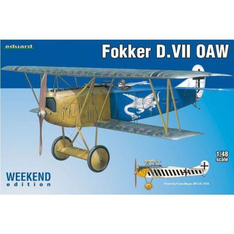 Fokker D. VII OAW