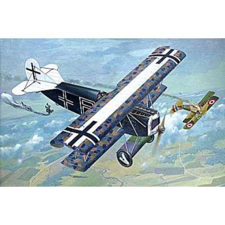Fokker D.VII OAW mid