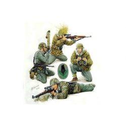 Francotiradores alemanes