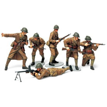 French Infantry Set