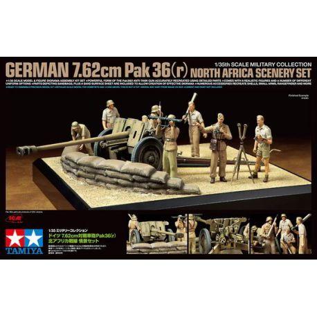 German 7.62cm Pak 36(r)