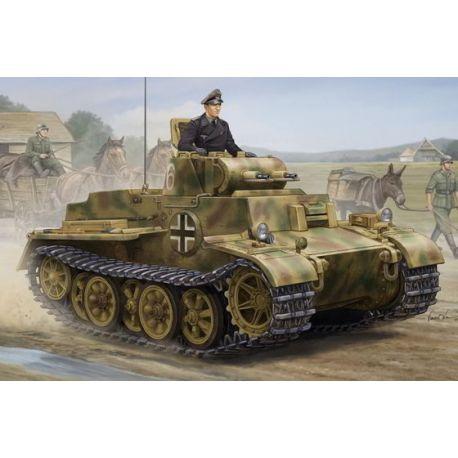 German Pzkpfw.I Ausf.F