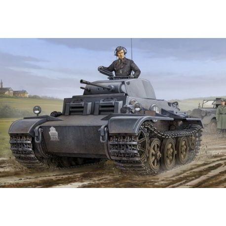 German Pzkpfw.II Ausf.J