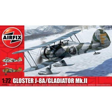Gloster J-8A Gladiator Mk.II