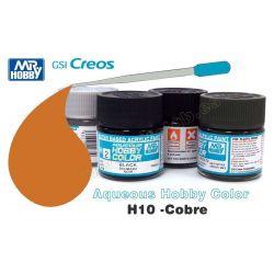 H10-Cobre Metalizado