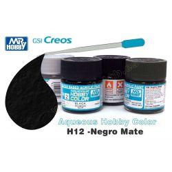 H12-Negro Mate