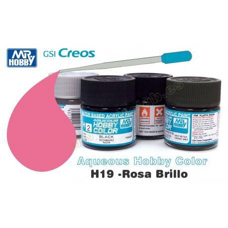 H19-Rosa Brillo
