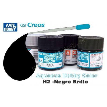 H2-Negro Brillo