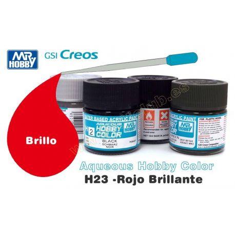 H23-Rojo Brillante