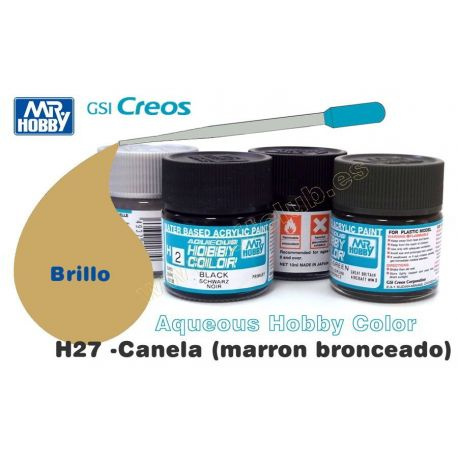 H27-Canela Brillo