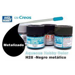 H28-Negro Metálico Metalizado