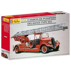 Camion Pompiers Delahaye Type 103