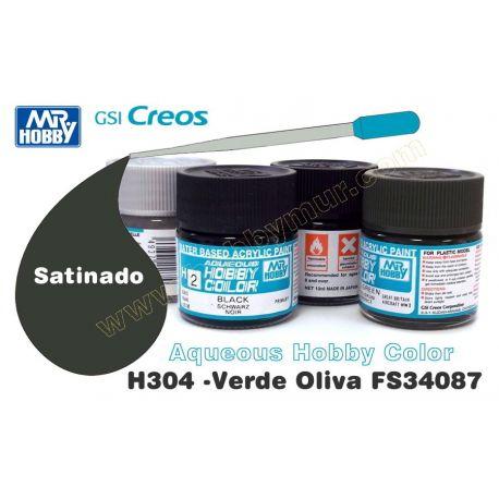 H304-Verde Oliva FS34087