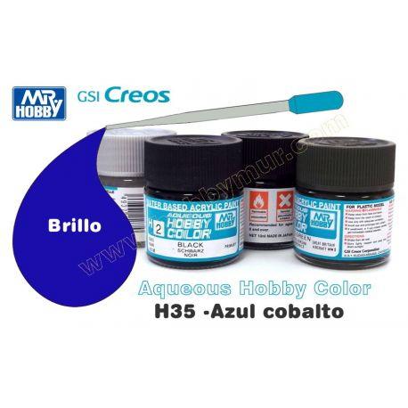 H35-Azul Cobalto Brillo