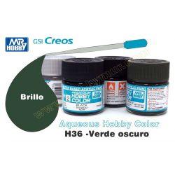 H36-Verde Oscuro Brillo