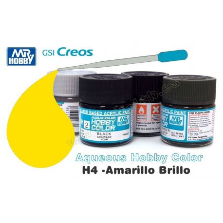 H4-Amarillo Brillo