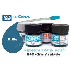 H42-Gris azulado Brillo