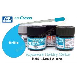 H45-Azul claro Brillo
