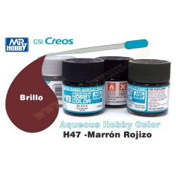 H47-Marrón rojizo Brillo