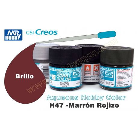 H47-Marrón rojizo Brillo