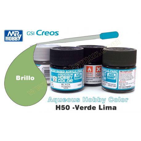 H50-Verde Lima Brillo