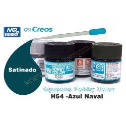 H54-Azul Naval Satinado