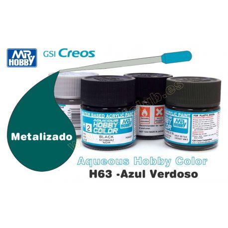 H63-Azul Verdoso