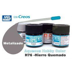 H76-Hierro Quemado
