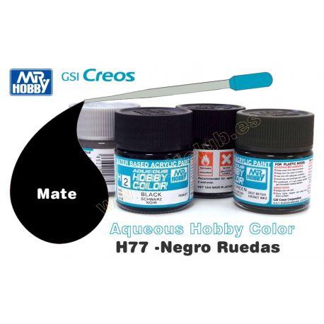 H77-Negro Ruedas