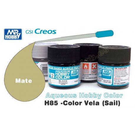 H85-Vela de Barco