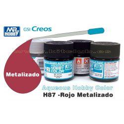 H87-Rojo Metálico
