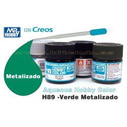 H89-Verde Metálico