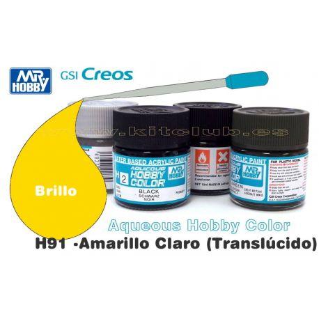 H91-Amarillo Translúcido