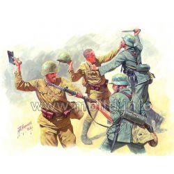 Hand-to-hand Combat, Soviet and German 1941 - 42