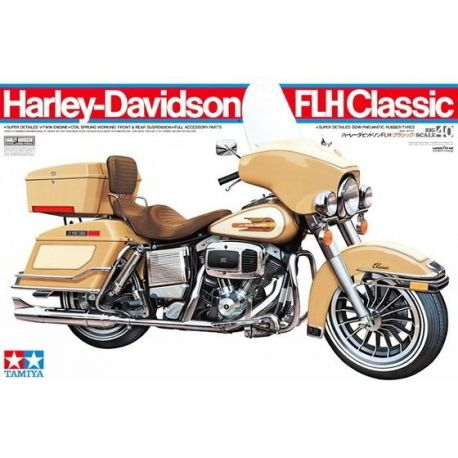 Harley-Davidson FLH Classic