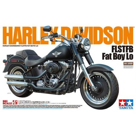 Harley-Davidson FLSTFB Fat Boy Lo