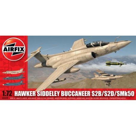 Hawker Siddeley Buccaneer S2B/S2D/SMk50