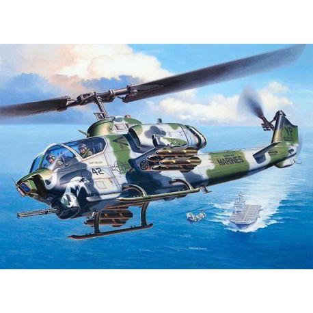 Helicóptero Bell AH-1W SuperCobra