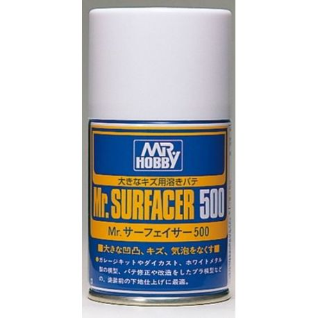 Imprimación gris para Plastico (Spray 100 ml)