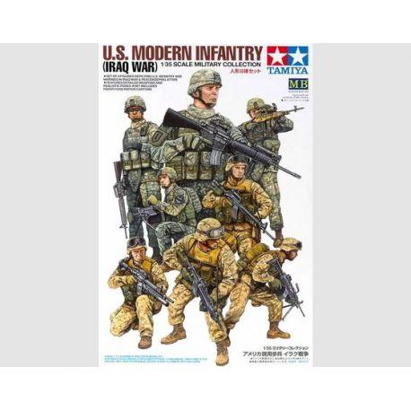 Infanteria Moderna USA (Guerra de Iraq)
