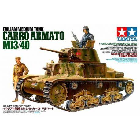 Italian Medium Tank M13/40
