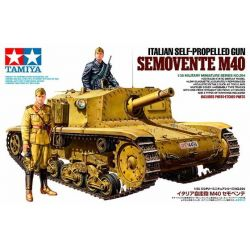 Italian Semovente M40