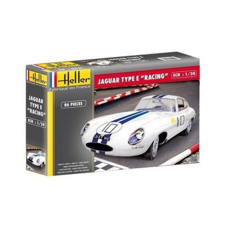 Jaguar Type E Le Mans 1:24