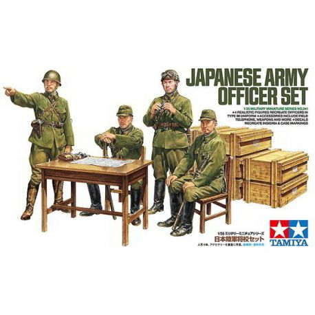 Japanese Army Officer Set